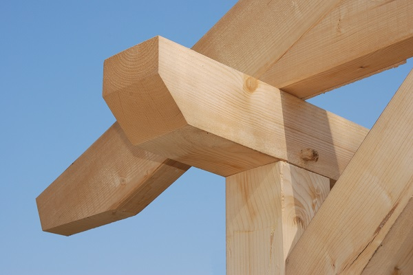 Construction timber frame